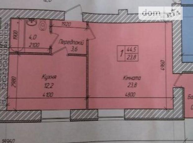 Продажа однокомнатной квартиры в Тернополе, на ул. Лозовецкая район Солнечный фото 1