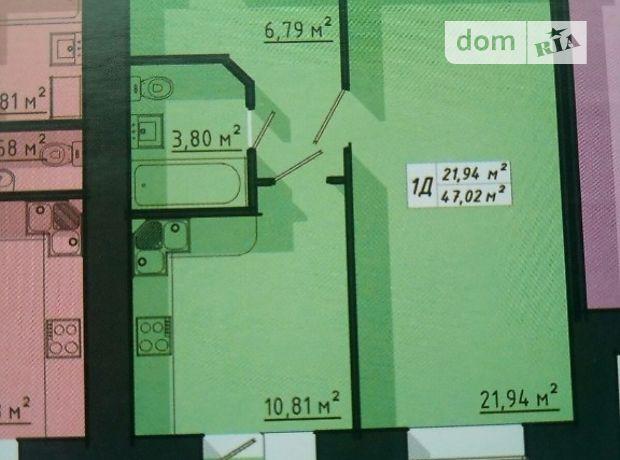 Продажа однокомнатной квартиры в Тернополе, на Київська-Куліша район Солнечный фото 2