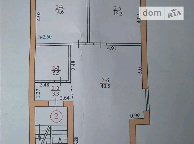 Продажа квартиры, 3 ком., Тернополь, р‑н.Старый парк, Ломоносова