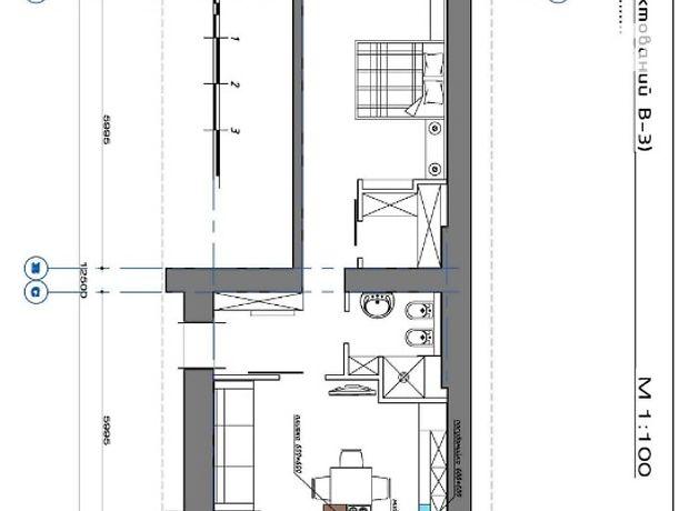 Продажа квартиры, 1 ком., Тернополь, р‑н.Старый парк, Галицкая улица