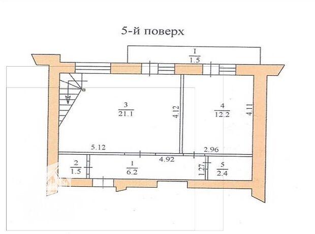 Продажа трехкомнатной квартиры в Тернополе, на ул. Лысенко район Старый парк фото 1