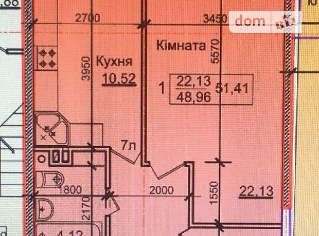 Продажа однокомнатной квартиры в Тернополе, на Белогорская улица район Центр фото 1