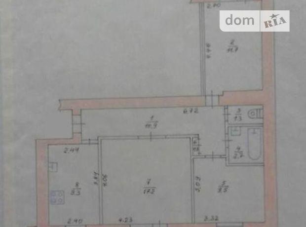 Продажа квартиры, 3 ком., Тернополь, р‑н.Центр, Стадниковой Софии улица