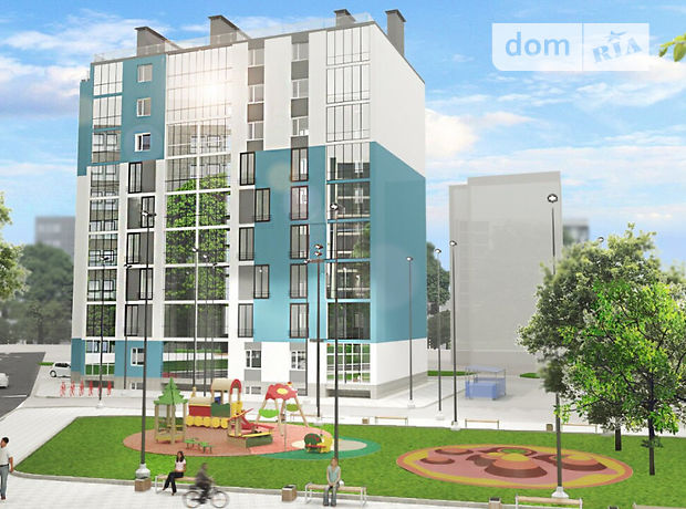 Продаж однокімнатної квартири в Тернополі на вул. Замонастирська район Центр фото 1