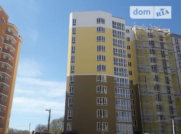 Продажа однокомнатной квартиры в Тернополе, на вул. Білогірська район Центр фото 1