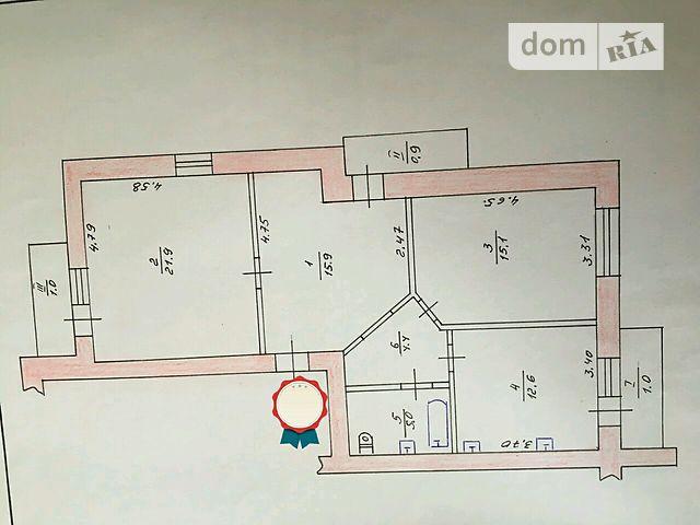 Продажа квартиры, 2 ком., Тернополь, р‑н.Центр