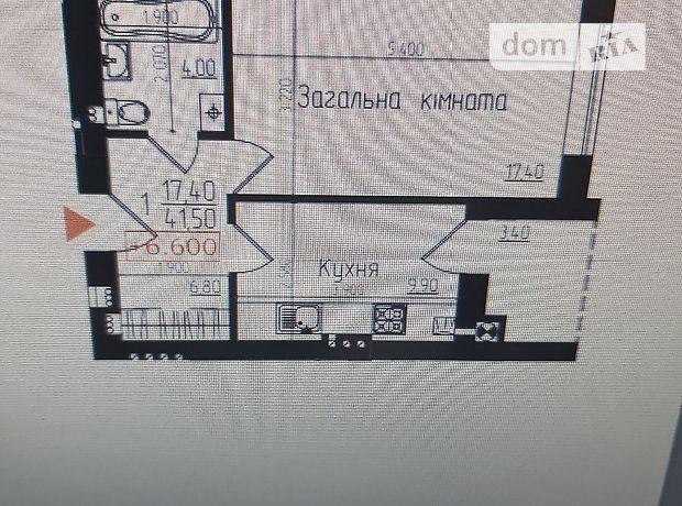Продажа однокомнатной квартиры в Тернополе, район Великая Березовица фото 2