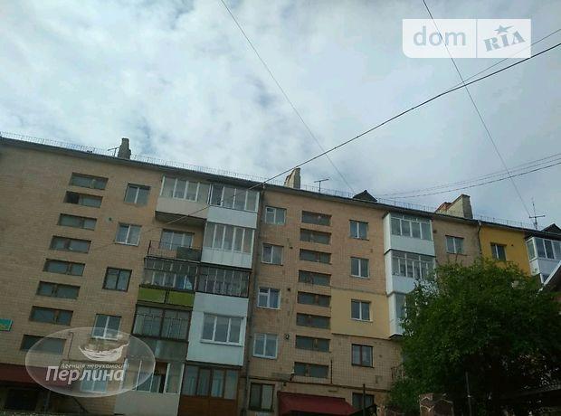 Продажа квартиры, 2 ком., Тернополь, Виговского Гетмана улица
