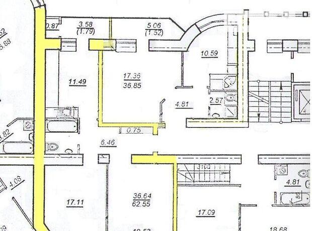 Продажа двухкомнатной квартиры в Тернополе, на Довженко Александра улица район Восточный фото 2