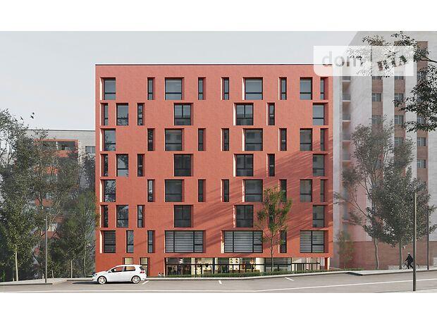 Продажа однокомнатной квартиры в Тернополе, район Загребелля фото 1