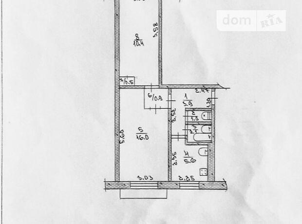 Продажа двухкомнатной квартиры в Терновке, на Артёма 6,, кв. 34, район Терновка фото 1
