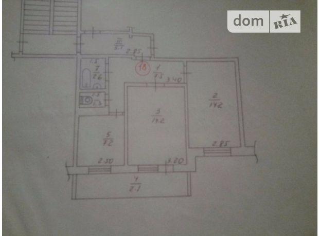 Продаж двокімнатної квартири в Томашполі на Авиаторов район Вапнярка фото 2