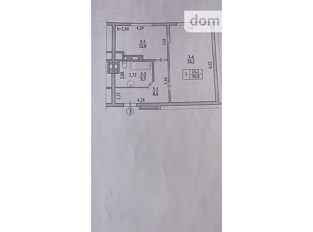 Продаж однокімнатної квартири в Трускавці на вул. Олекси Довбуша район Трускавець фото 1