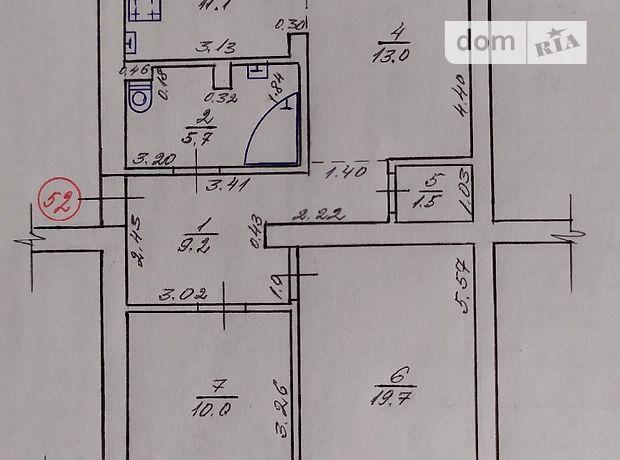 Продажа трехкомнатной квартиры в Ужгороде, на ул. Легоцкого 22, район Новый фото 1