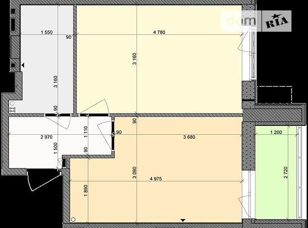 Продажа однокомнатной квартиры в Василькове, на Декабристів вул 151/1, кв. 184, район Васильков фото 1