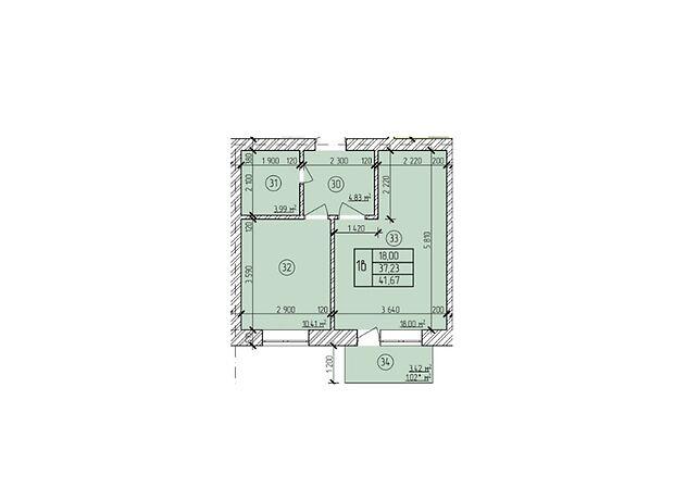 Продаж однокімнатної квартири в Вінниці на вул. Мічуріна район Агрономічне фото 1