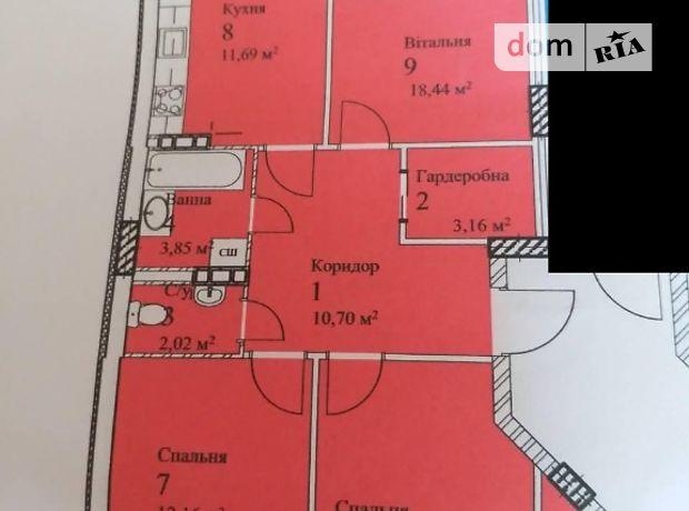 Продажа квартиры, 3 ком., Винница, р‑н.Агрономичное, Мічурина  можлива розстрочка платежу