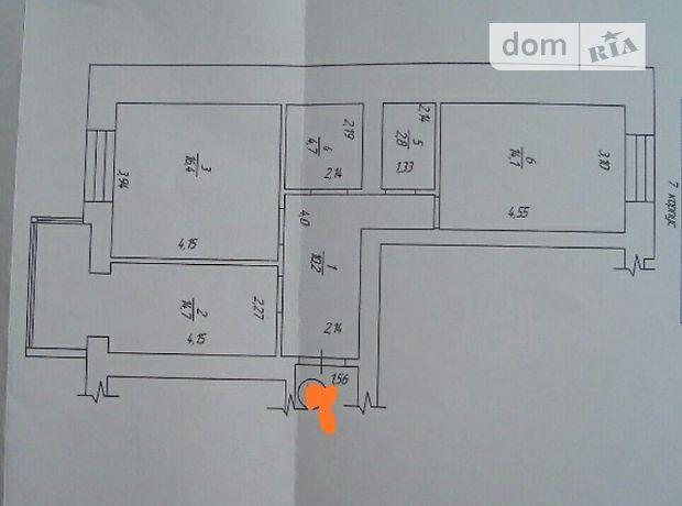 Продаж квартири, 2 кім., Вінниця, р‑н.Київська