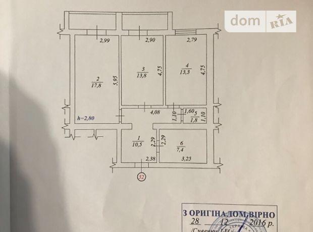Продажа квартиры, 2 ком., Винница, р‑н.Вишенка, Масив Барский Одесская