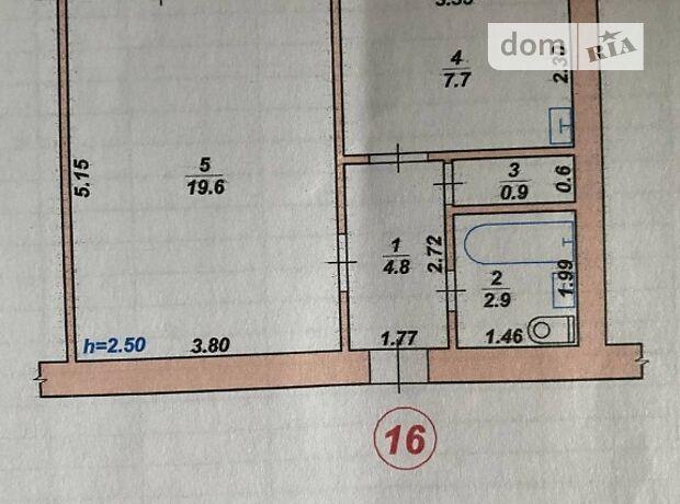 Продажа однокомнатной квартиры в Володарске-Волынском, на Чкалова район Володарск-Волынский (нов. Хорошев) фото 1