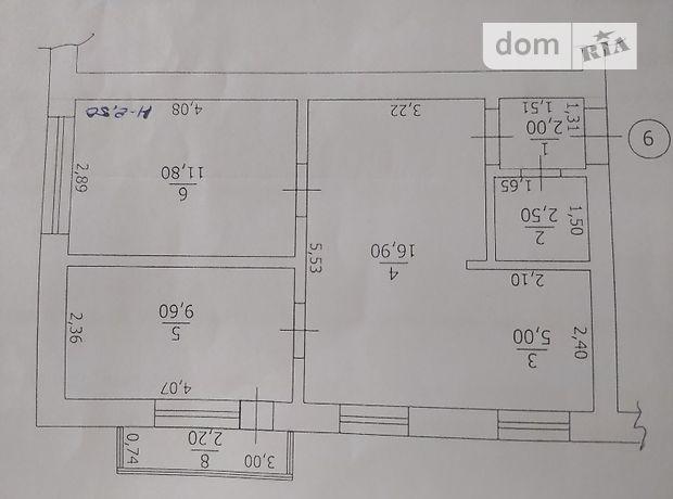 Продаж трикімнатної квартири в Ямполі на Свободы фото 2