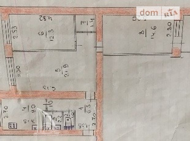 Продажа квартиры, 3 ком., Запорожье, р‑н.Александровский (Жовтневый), Ленина проспект