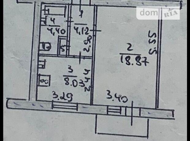 Продажа однокомнатной квартиры в Запорожье, на ул. Рекордная район Александровский (Жовтневый) фото 2