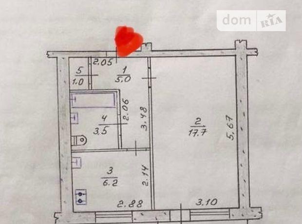 Продажа однокомнатной квартиры в Запорожье, на ул. Чуйкова Маршала 14а, район Бородинский фото 1