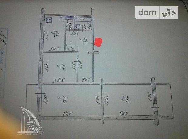 Продажа квартиры, 3 ком., Запорожье, р‑н.Бородинский, Зерновая улица