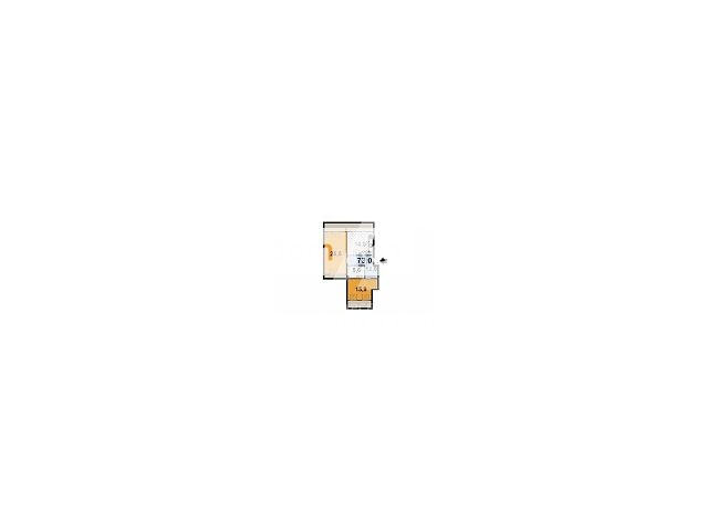 Продажа квартиры, 2 ком., Запорожье, р‑н.Днепровский (Ленинский), Днепровские пороги 15