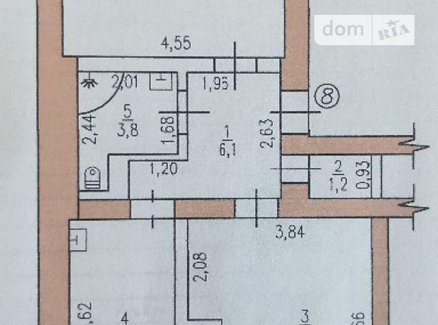 Продажа двухкомнатной квартиры в Запорожье, на ул. Независимой Украины район Днепровский (Ленинский) фото 1