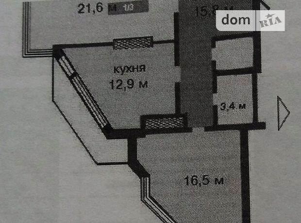 Продажа квартиры, 2 ком., Запорожье, р‑н.Днепровский (Ленинский), Рельефная улица