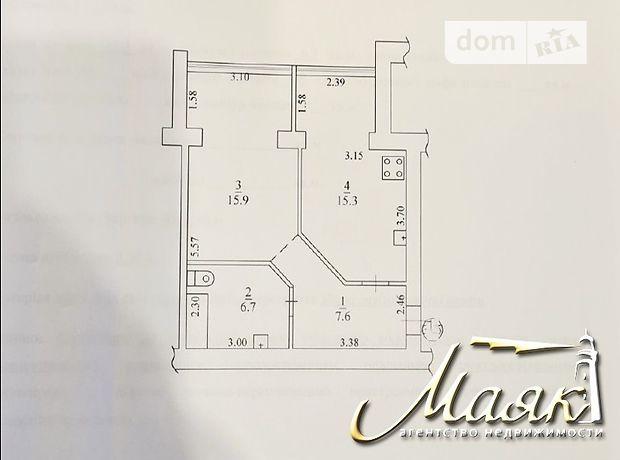 Продажа однокомнатной квартиры в Запорожье, на ул. Совхозная район Коммунарский фото 1