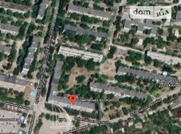 Продажа двухкомнатной квартиры в Запорожье, на ул. Комарова район Космос фото 1