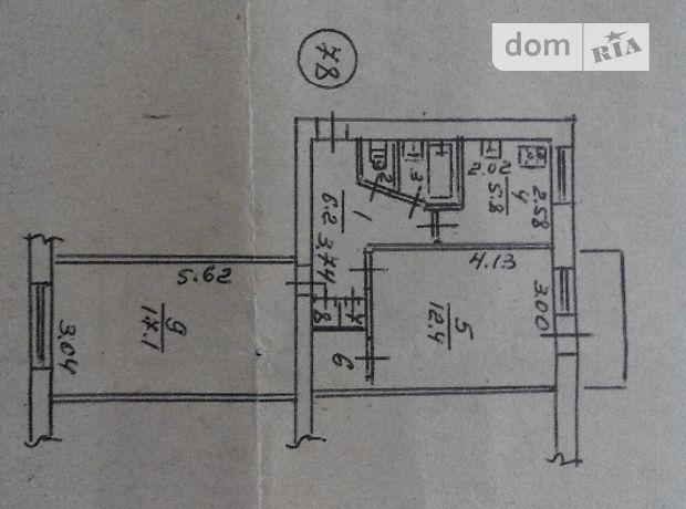 Продажа двухкомнатной квартиры в Запорожье, на ул. Олимпийская 12, район Космос фото 1