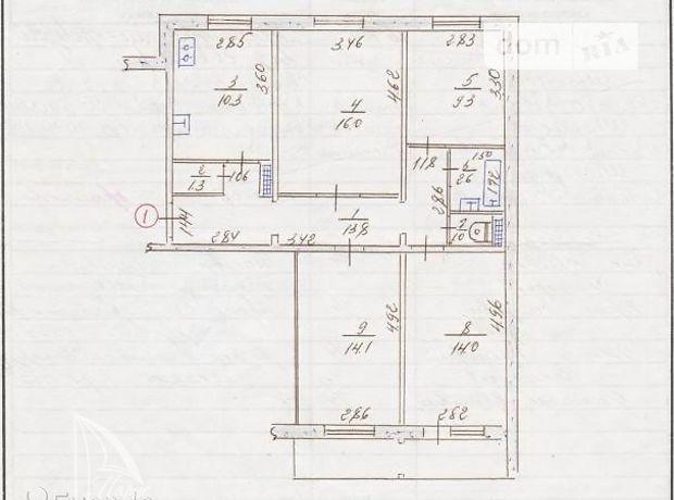 Продажа квартиры, 4 ком., Запорожье, р‑н.Осипенковский, Звенигородская улица