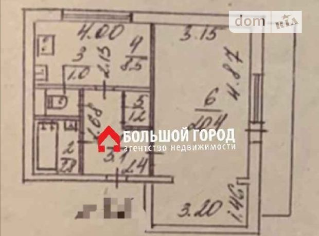 Продажа однокомнатной квартиры в Запорожье, на ул. Круговая район Шевченковский фото 1