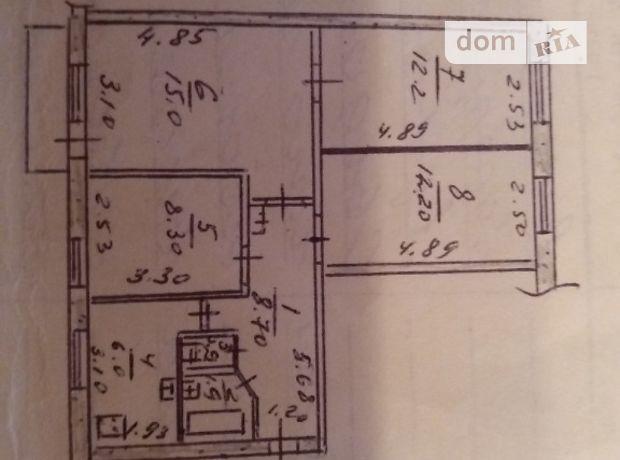Продажа четырехкомнатной квартиры в Запорожье, на Полякова район Шевченковский фото 1
