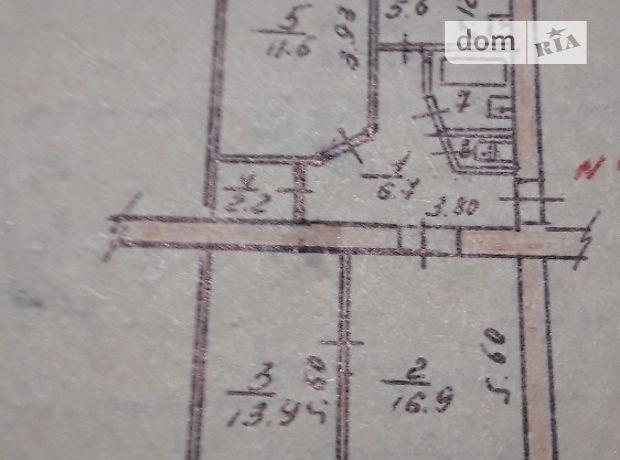 Продажа трехкомнатной квартиры в Запорожье, на Полякова 13, район Шевченковский фото 1