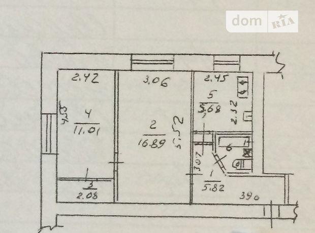 Продажа двухкомнатной квартиры в Запорожье, на ул. Патриотическая район Вознесеновский (Орджоникидзевский) фото 1