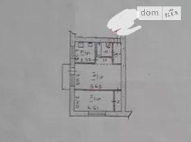 Продаж квартири, 2 кім., Запоріжжя, р‑н.Вознесенівський (Орджонікідзевський), Профспілок площа
