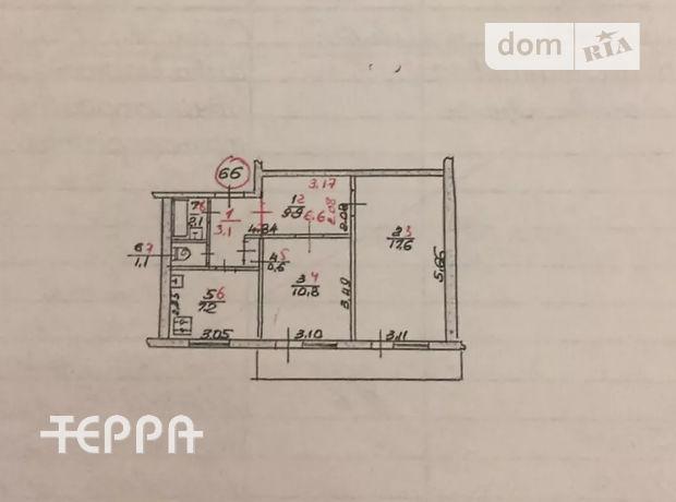 Продажа двухкомнатной квартиры в Запорожье на  фото 1