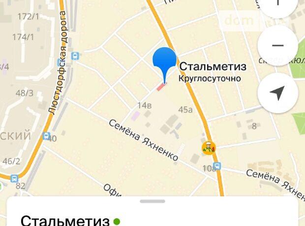Место на стоянке под легковое авто в Одессе, площадь 12 кв.м. фото 1