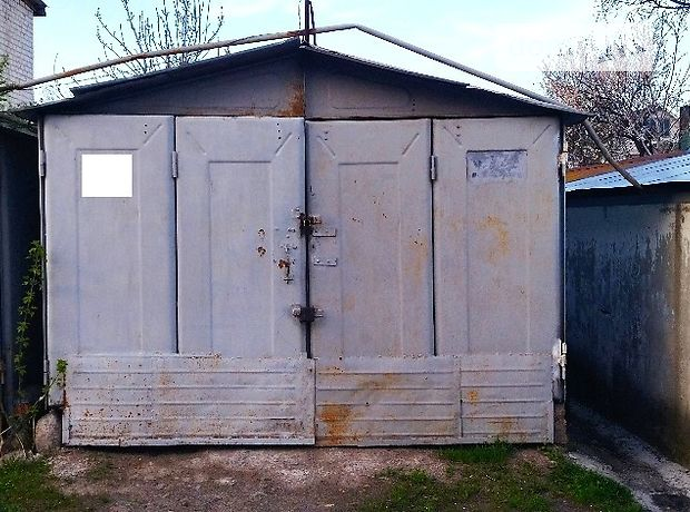 Место в гаражном кооперативе под легковое авто в Черкассах, площадь 20 кв.м. фото 1