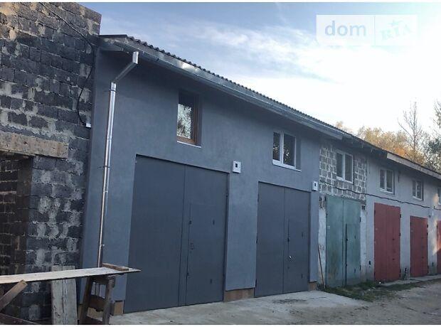 Место в гаражном кооперативе под бус в Ивано-Франковске, площадь 50 кв.м. фото 1