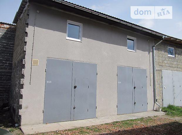 Место в гаражном кооперативе универсальный в Ивано-Франковске, площадь 96 кв.м. фото 1