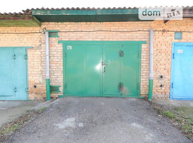 Место в гаражном кооперативе под легковое авто в Кропивницком, площадь 24 кв.м. фото 1