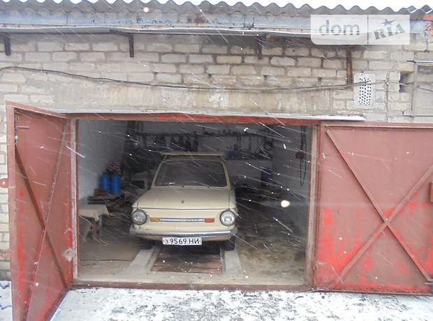 Місце в гаражному кооперативі під легкове авто в Миколаєві, площа 25 кв.м. фото 1