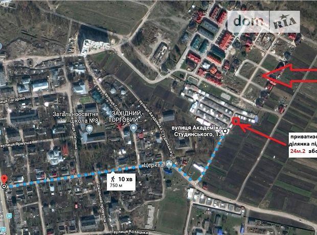 Место в гаражном кооперативе универсальный в Тернополе, площадь 48 кв.м. фото 1