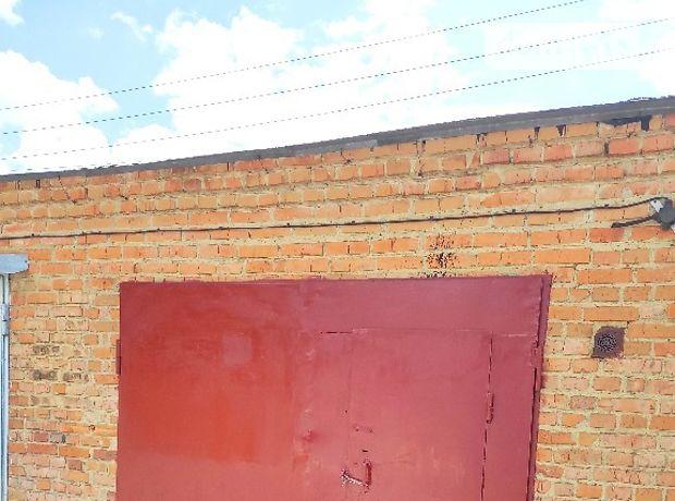Місце в гаражному кооперативі під легкове авто в Вінниці, площа 19 кв.м. фото 1